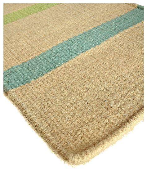 Wool Berber Area Rug Bliss Home Design Key Largo Wool Berber Stripe Rug Area Rugs Houzz