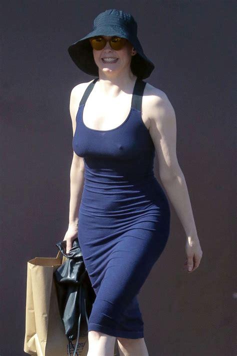 Rose Mcgowan Tight Dress | rose mcgowan in tight dress 09 gotceleb