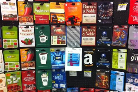 Good Gift Card Ideas - stop and read this before you put that gift card in the stocking thestreet