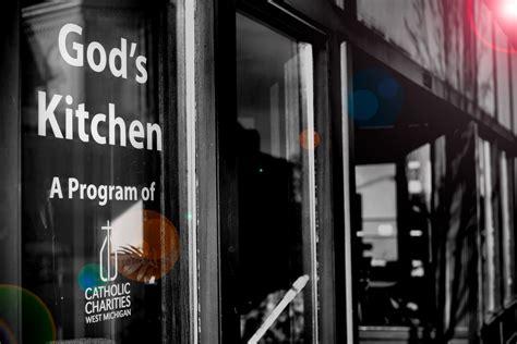 Food Pantry Grand Rapids Mi by God S Kitchen Catholic Charities West Michigan