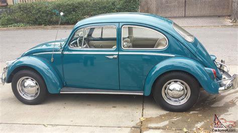 Restored Volkswagen For Sale by 1965 Volkswagen Beetle Fully Restored