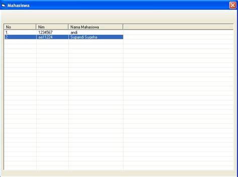 cara membuat barcode otomatis bogani blog cara membuat penomoran otomatis pada listview vb6