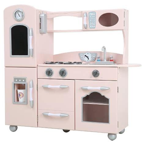 Promo Kitchen Set Koper 3 In 1 Pink Chef Mainan Masak Masakan 1 teamson retro wooden play kitchen pink target