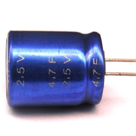 capacitor across car battery ultracapacitors
