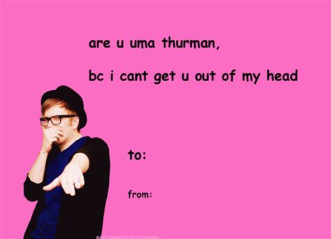 fall out boy cards edit brendon urie top pete wentz fob fall out boy