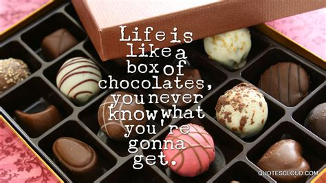 quotes  box  chocolates  quotes