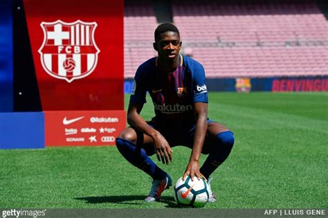 barcelona ousmane dembele cack footed ousmane dembele rivals paulinho for skill and