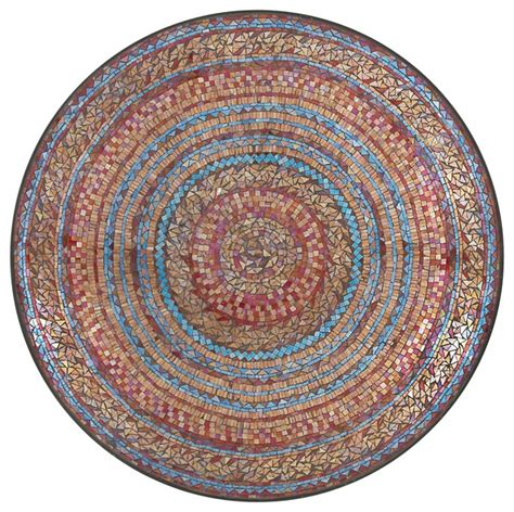 Decorative Platters by Stunning Metal Mosaic Wall Platter Mediterranean