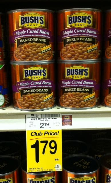 bushs baked beans 1 off coupon coupons canada bushs baked beans new coupons super safeway