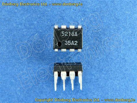P Da 5218 semiconductor m5218p m 5218p dual low noise