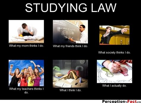 what about law studying funny studying
