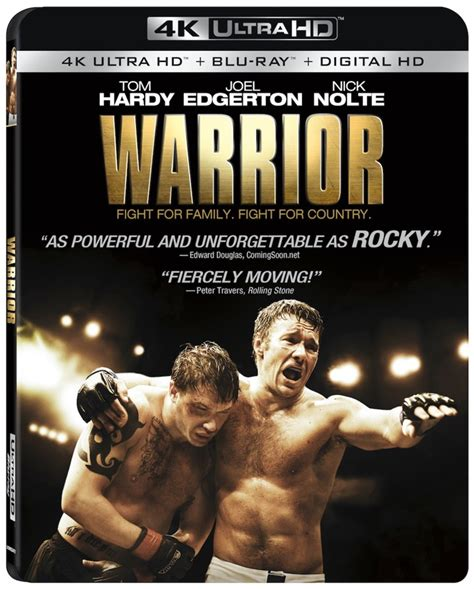 warrior gets a 4k ultra hd release october 24th at why so