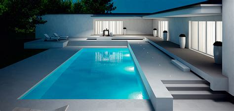 montreal outdoor living luxury interior pool area