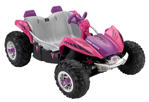 power wheels power wheels dune racer pink