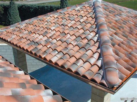 tettoie in legno e tegole tegole e coppi per coperture tetti marsala trapani