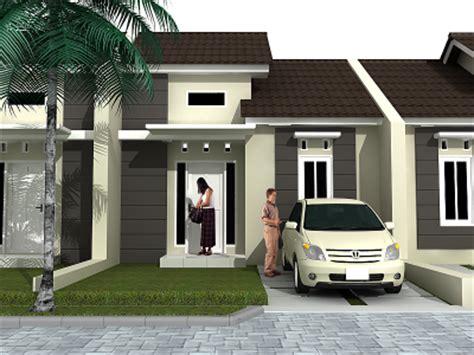 gambar desain rumah minimalis type 36 1 2 lantai 2014 terbaru 2015