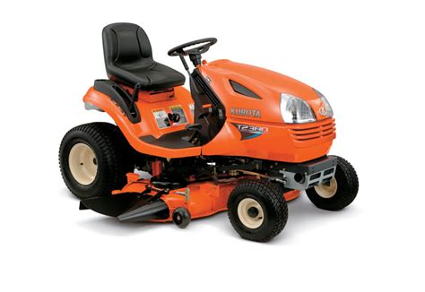kubota lawn tractor with kubota lawn mowers commercial and zero turn mowers
