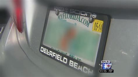 license plate light law florida does a red light ticket put points on your license in