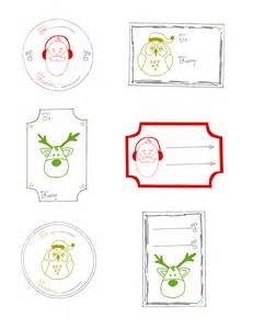 tags christmas tags downloads free christmas tag set
