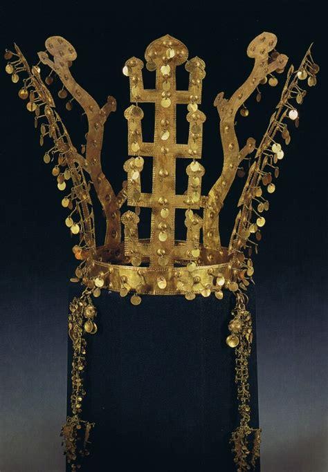 silla dynasty korea silla dynasty gold crown