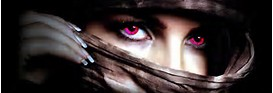 Beautiful Eyes Facebook Profile Timeline Cover