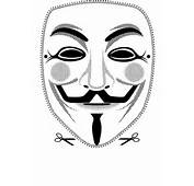 Mascara Utilizada Pelos Anonymous Que Ficou Famoso No Filme V De