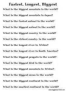 Esl world quiz autos post