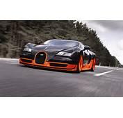 Bugatti Veyron 164 Super Sports Car 2011 Widescreen Exotic Photo