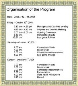 Dinner event program party invitations ideas