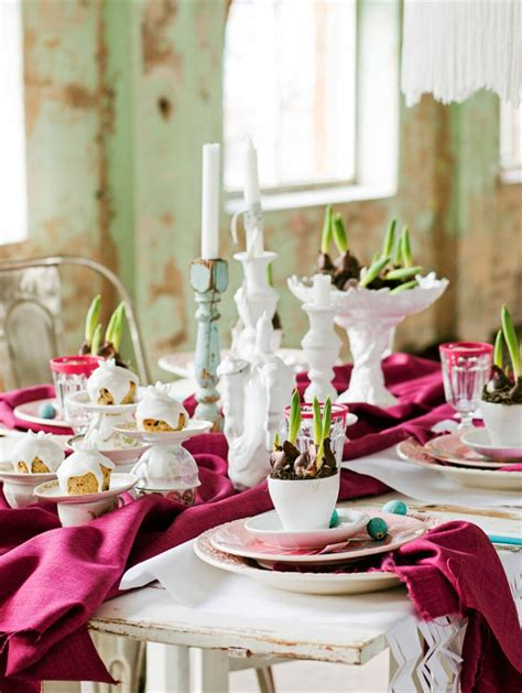 spring table decoration ideas bright easter table decoration 79 ideas