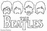 beatles Colouring Pages (page 2)