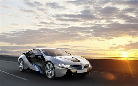 bmw i8 wallpaper hd at night bmw i8 wallpaper hd 1366x768 impremedia net
