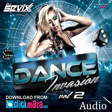 download mp3 dj remix full bass dance invasion vol 2 dj sevix full audio album