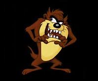 Devil Tasmanian Taz Cartoon