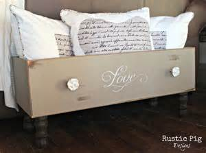 repurposed drawers she s so crafty