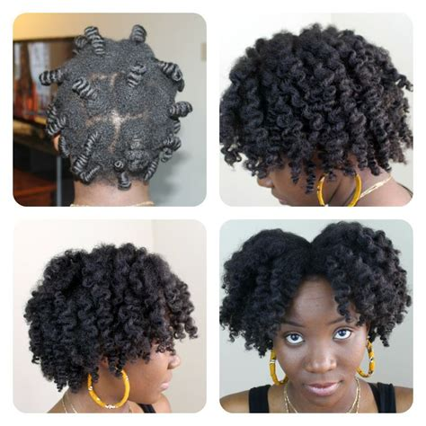 hairstyles for short hair knots best bantu knot out alternative video keep trying