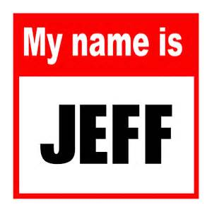 My Name Jeff Soundboard » Ideas Home Design