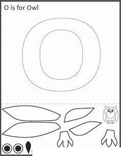 printable art activities for preschoolers letter o crafts preschool and kindergarten