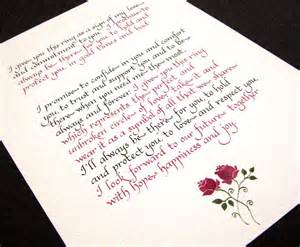 How to write wedding vows how to write wedding vows samples