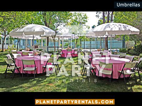 Patio Umbrellas Round White Umbrella Rentals White Patio Table With Umbrella