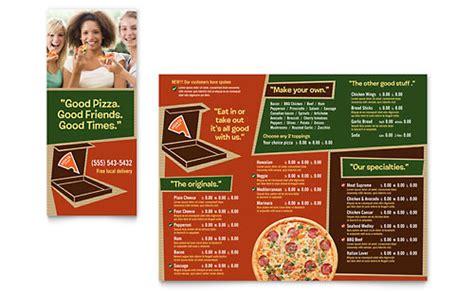 restaurant brochure template tri fold menu templates designs tri fold menus