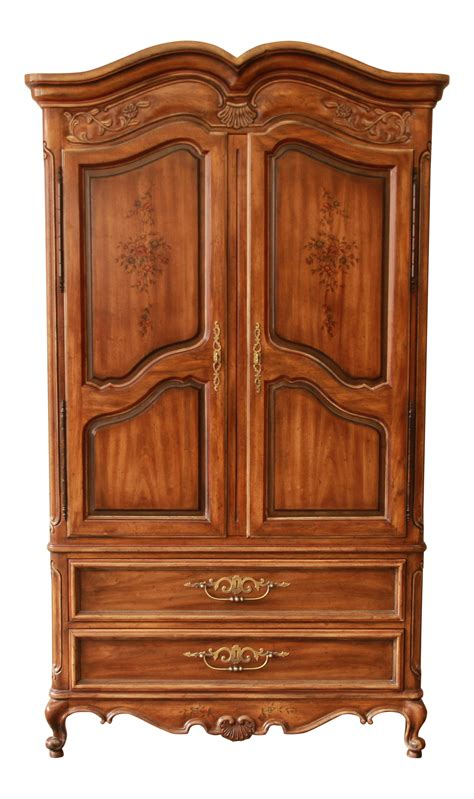 drexel armoire drexel heritage french provincial armoire chairish