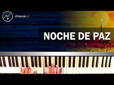 tutorial piano noche de paz c 243 mo tocar el villancico quot noche de paz quot en piano hd