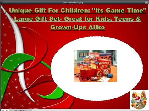 top 50 gifts for christmas 2011