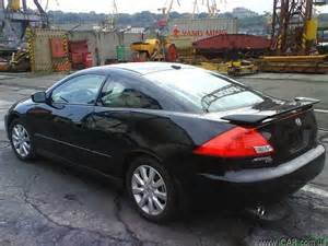 honda accord coupe ex l v6 2007