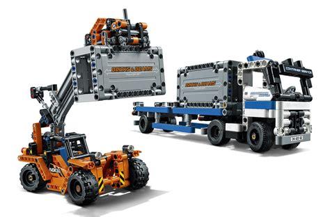Harga Grosir Lego Technic 42062 Container Yard lego technic container yard 42062 at mighty ape australia