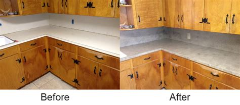 Kitchen Countertops Refinishing by Picture Of Kitchen Countertop Refinishing Roselawnlutheran