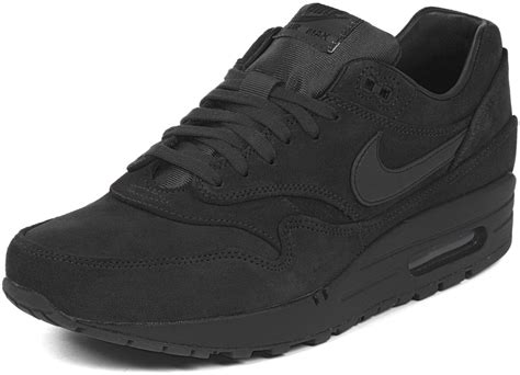 Nike Air Max One Black nike air max 1 shoes black