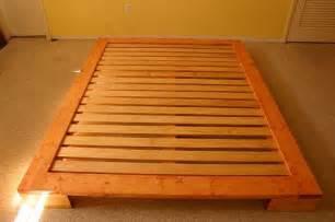 Platform Bed Woodworking Plans Diy Japanese Platform Domo Bed Flickr Photo