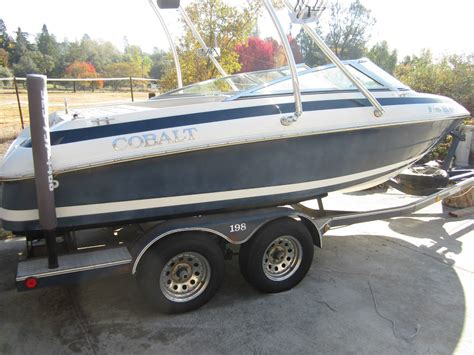cobalt boats for sale sacramento cobalt 193 1993 for sale for 8 750 boats from usa